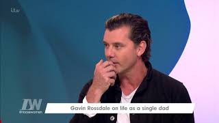 Gavin Rossdale on Life as a Single Dad | Loose Women