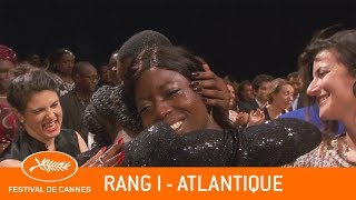 ATLANTIQUE - Rang I - Cannes 2019 - VO