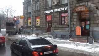 видео перевозки по городу спб