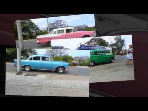 Havana traffic and cars 2015