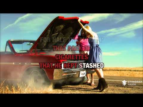 State Fair in the style of Doug Supernaw | Karaoke with Lyrics