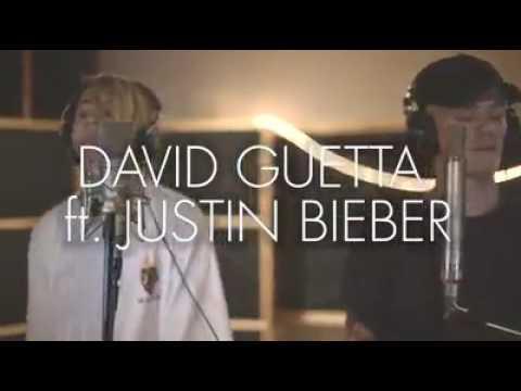 David Guetta Ft Justin Bieber U2 Cover(Bars and Melody)