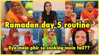 Our ramadan routine | sehri to iftar | iftar preparation | ibrahim family | ramadan 2021 | vlog