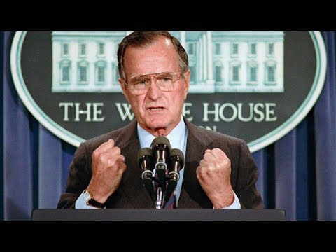 George H.W. Bush: War Criminal, CIA Spy, Oil Tycoon, Embodiment of US Elite