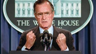 George H.W. Bush: War Criminal, CIA Spy, Oil Tycoon, Embodiment of US Elite