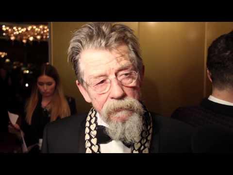 John Hurt vs. Harvey Weinstein on Snow Piercer