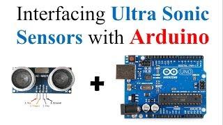 Interfacing Ultrasonic sensor HC 04 with Arduino  full explanation  Arduino Series   Part 05