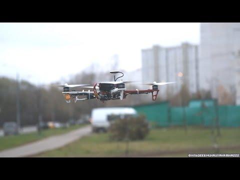 Aerial Movie #60: Meeting With DimonCJ & Smartbug