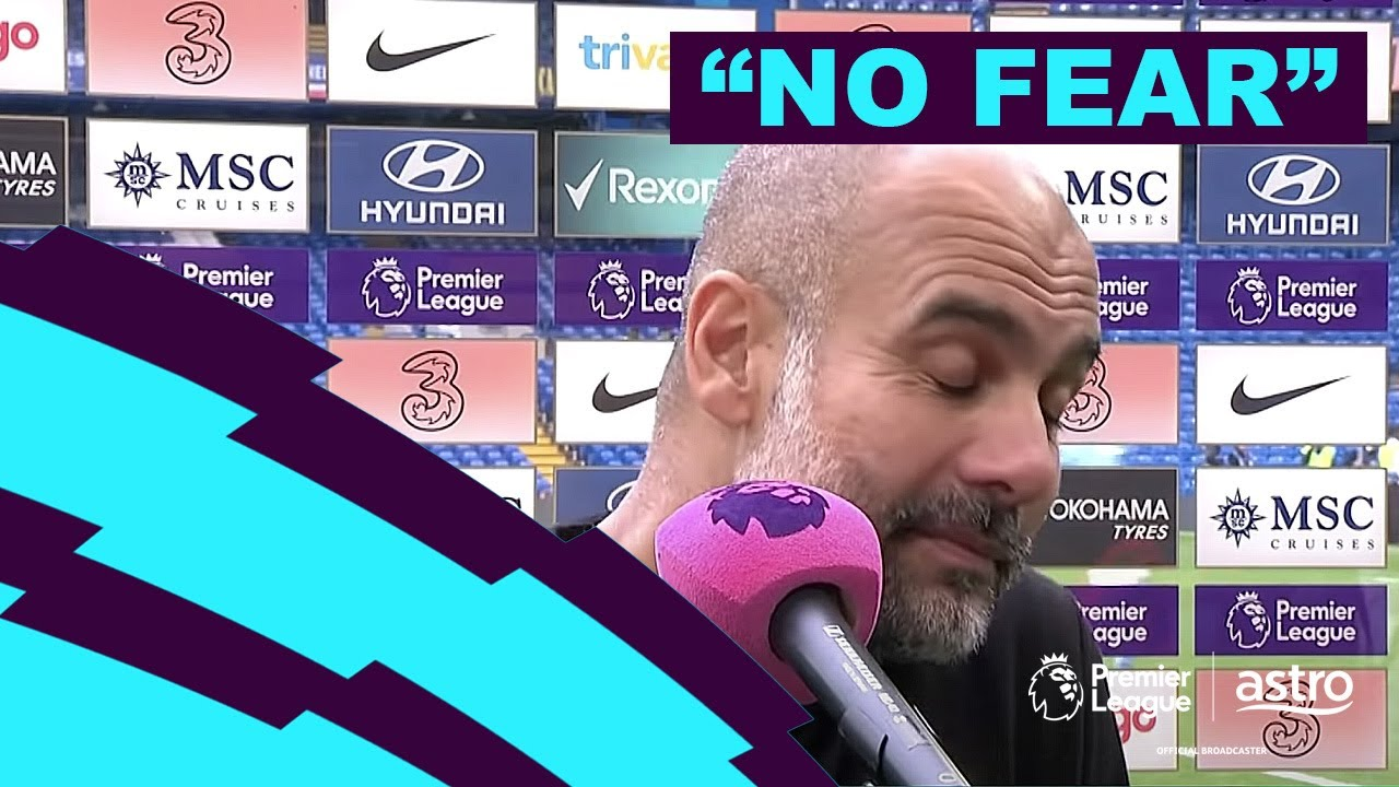 """Download """" The way we play today was really AMAZING"""" - Pep reacts after Man City 1-0 win  
