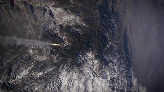 Virgin Galactic Releases Amazing Footage of 2nd Spaceflight