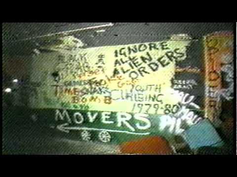 Brendan Mullen shows The Masque in 1984.