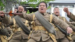 Maori Battalion Haka - C Company House Gisborne