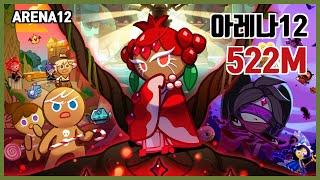 눈꽃파티 시즌 아레나12 5.22억 / ARENA 12…