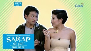 Sarap, 'Di Ba?: Boyet at Aubrey, nagpakilig sa 'Sarap 'Di Ba?' | Episode 9