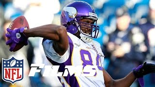 #3 Randy Moss | Top 10 Mic'd Up Guys of All Time | NFL Films