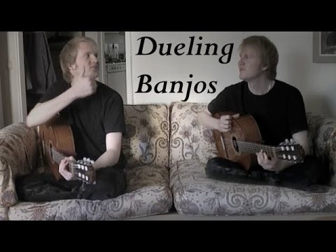 deliverance dueling banjos tabs classical acoustic guitar cover by jonas lefvert youtube. Black Bedroom Furniture Sets. Home Design Ideas