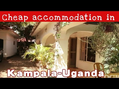 Cheap accommodation in Kampala Uganda
