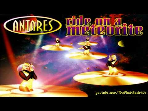 Antares - Ride On A Meteorite (Extended Mix)