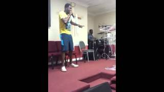 Mr Gallimore, big him up, sick in yah ,rehearsal