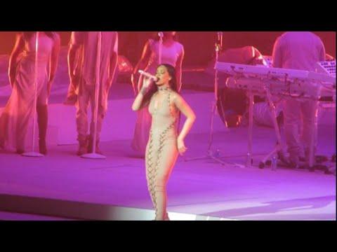 Rihanna Anti World Tour Toronto With Drake...