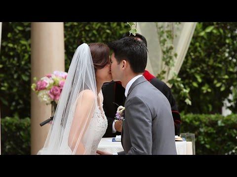 Jiyeon + Chris Lee Wedding ♡