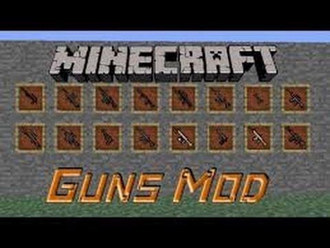 [1.9] [Forge] [Updated] Flintlock Minecraft Gun Mod!