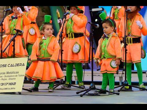 Murgas infantiles en el Carnaval de Las Palmas de Gran Canaria 2020