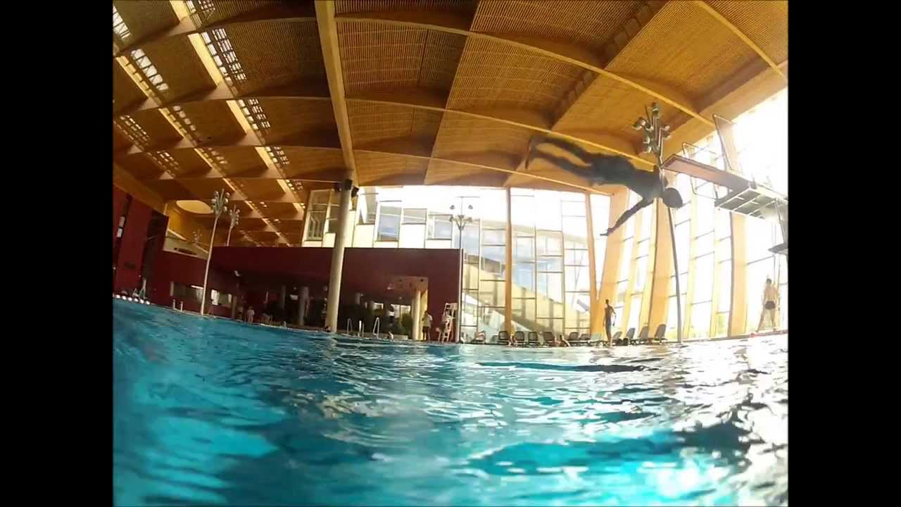 Strassen les thernes 2013 youtube for Piscine les thermes luxembourg