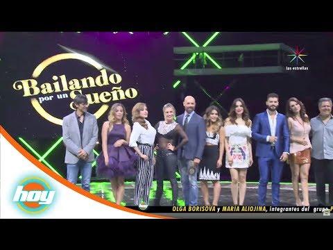Presentan la nueva temporada de 'Bailando por un sueño' | Hoy