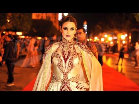أزياء و فساتين النجمات التونسيين في افتتاح أيام قرطاج السينمائية  JCC