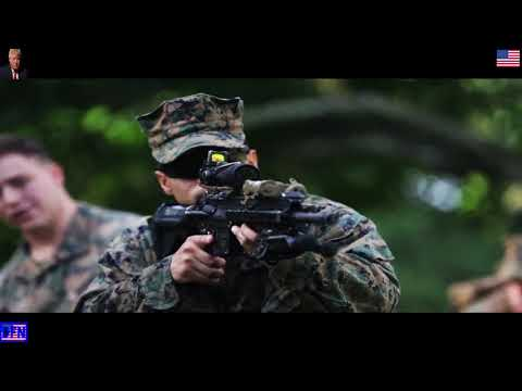 U.S. Marines with the 11th Marine Expeditionary Unit conducting military-to-military exchange