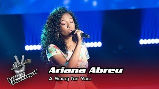 "Ariana Abreu - ""A Song for You"" 