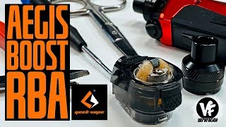 🛠coil Build   Aegis Boost Rba   Should You Buy It? 🛠