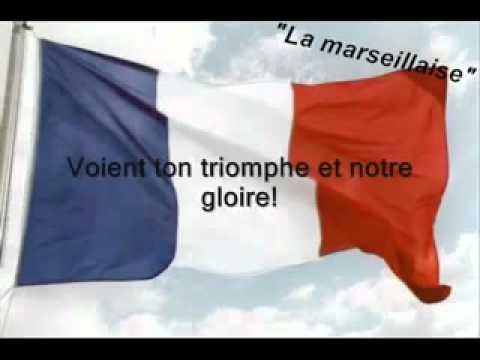 La Marseillaise officiel - avec les paroles