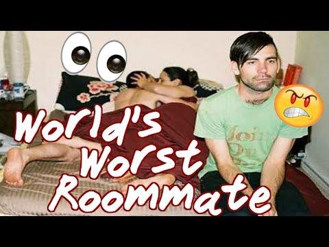 World's Worst Roommate Pt 6   Ft. Jmocak GreeenGaskell Santos DavidAlvareeezy ShaynaNicoleSmith