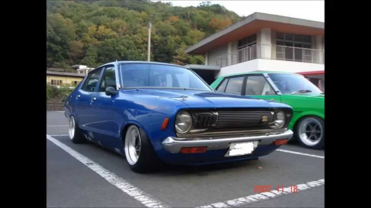 Nissan B310 B211 B210 Youtube