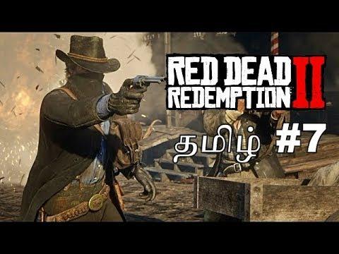 Red Dead Redemption 2 Live Part 7 Lolgamer Tamil