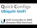 QC Ubiquiti UniFi - UniFi Controller in AWS