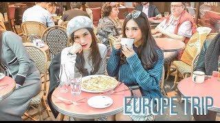 Europe Trip With The Gf, Nabila Gardena  Part Ii  - Cindy Priscilla