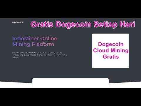 Indo Miner - Indonesia Cloud Mining