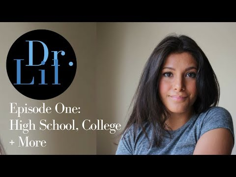 "[Fast ASMR] ""Dr. Lil"" Gives Advice On High School, College & More!"