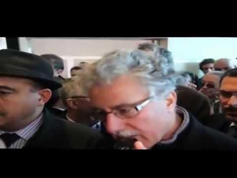chokri belaid en clinique 2013 شكري بالعيد بمصحة النصر