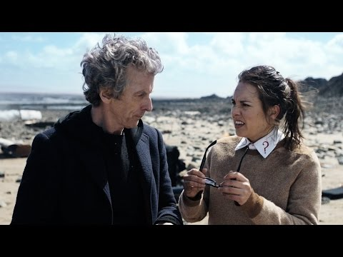 Osgood And The Doctor | The Zygon Inversion | Doctor Who Series 9
