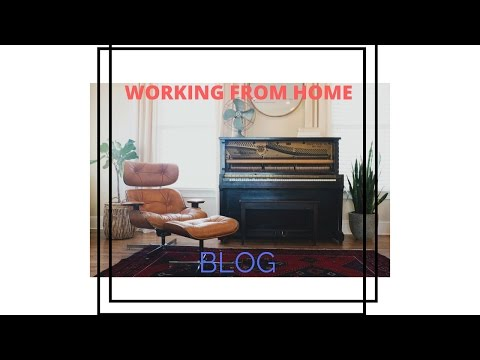 Working from home brief overview - the very basics of business telecommuting