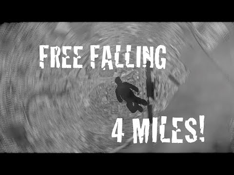 Free Falling 4 Miles!  (The True Story of Alan Magee)