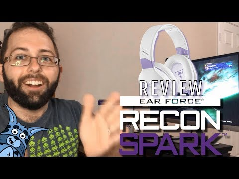 TURTLE BEACH: RECON SPARK REVIEW