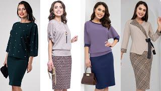 Недорогие женские комплекты и костюмы Одежда для женщин старше 40 лет