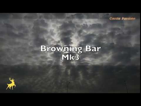 Browning BAR Mk3 in .308 Win.