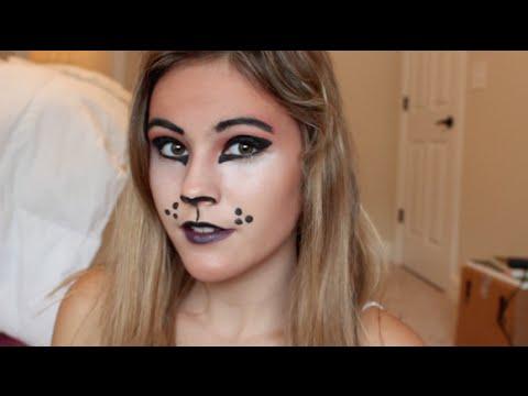 Fox Makeup Tutorial - YouTube