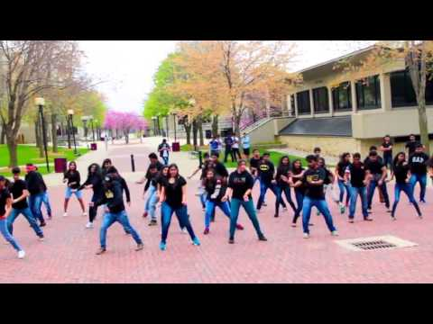 UCM Flash Mob 2016